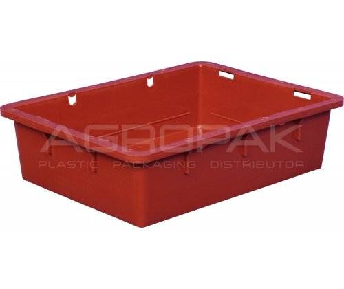 Ящик сырково-творожный цветной